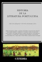 historia de la literatura portuguesa jose luis gavilanes 9788437617381