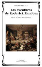 las aventuras de roderick random-tobias smollett-9788437626581