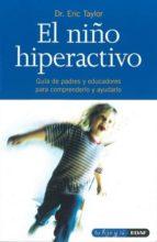 el hijo hiperactivo-eric taylor-9788441402881