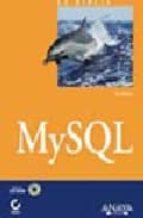 la biblia de mysql (incluye cd-rom)-ian gilfillan-9788441515581