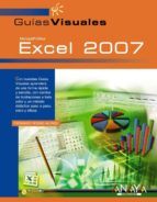 excel 2007 (guias visuales)-fernando rosino alonso-9788441521681