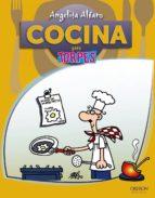 cocina: para torpes-angelita alfaro-9788441528581