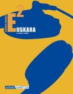 euskara 2.  educación secundaria obligatoria primer ciclo-9788466763981
