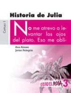 historia de julia 3 odio el rosa-ana alonso-javier pelegrin-9788467393781