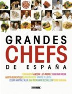 grandes chefs de españa: el gran libro del gourmet-9788467720181