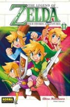 the legend of zelda (vol.8): four swords adventures (vol.1)-akira himekawa-9788467904581