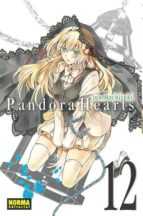 pandora hearts 12-jun mochizuki-9788467914481