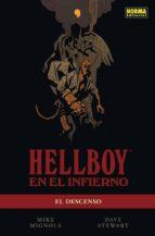 hellboy en el infierno 1: el descenso-mike mignola-9788467915181