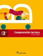 fichas comprension lectora ed 2012 3º primaria 9788468011981