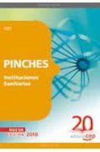 PINCHES DE INSTITUCIONES SANITARIAS. TEST