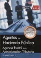 agentes de hacienda pública. temario vol i-9788468170381