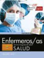 ENFERMERO/A. SERVICIO ARAGONÉS DE SALUD. SALUD. TEMARIO. VOL.I