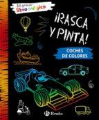 coches de colores (mi primer libro magico)-9788469625781