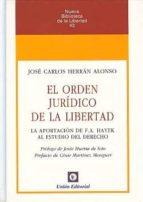 el orden juridico de la libertad jose carlos herran alonso 9788472095281
