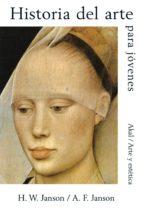 historia del arte para jovenes h.w. janson anthony f. janson 9788476002681