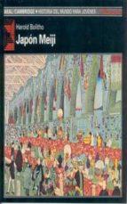 japon meiji-harold bolitho-9788476007181