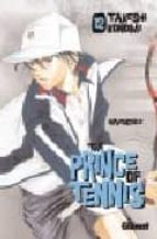 the prince of tennis 12-takeshi konomi-9788483573181