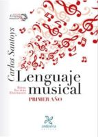 lenguaje musical primer año 9788484088981