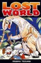 lost world-osamu tezuka-9788484499381