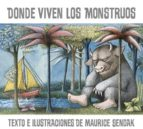 donde viven los monstruos-maurice sendak-9788484648581