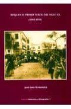 berja en el primer tercio del siglo xx (1902-1931) (2ª ed)-jose ruiz fernandez-9788489606081