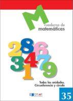 El libro de Cuaderno matematicas 35 (dylar) autor VV. AA. DOC!