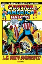 capitan america y halcon: ¡el quinto durmiente!-stan lee-9788490246481