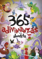 cuentos maravillosos: 365 adivinanzas de la abuelita-9788490376881