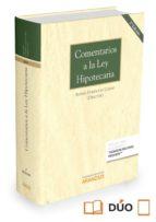 comentarios a la ley hipotecaria andres dominguez luelmo 9788490995181