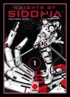 knights of sidonia 1 tsutomu nihei 9788491671381
