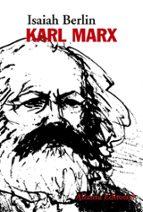 karl marx-isaiah berlin-9788491811381