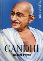 gandhi robert payne 9788494372681