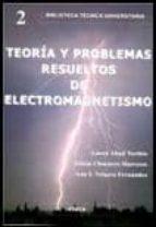 teoria y problemas resueltos de electromagnetismo (fisica)-laura abad toribio-9788495279781