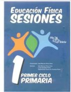 carpeta educacion fisica sesiones 1 º ciclo primaria-jose manuel perez feito-9788495353481