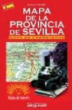 mapa de la provincia de sevilla-9788495948281