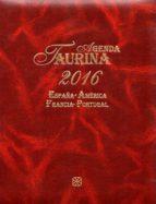 agenda taurina 2016 9788496018181