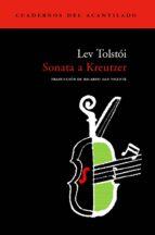 sonata a kreutzer leon tolstoi 9788496136281