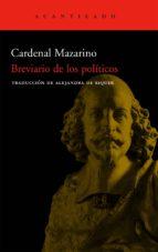 breviario de los politicos julio mazarino 9788496489981