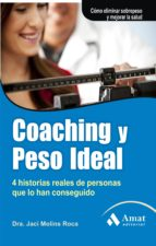 coaching y peso ideal-jaci molins roca-9788497355681