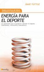 energia para el deporte dave tuttle 9788497636681