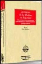 Historia de las medidas de seguridad por Julio leal medina 978-8497677981 FB2 EPUB