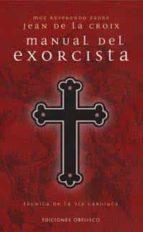 manual del exorcista: tecnica de la via cardiaca jean de la croix 9788497771481