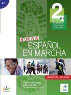 nuevo español en marcha 2 alumno+cd 9788497783781