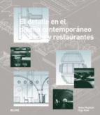 el detalle en el diseño contemporáneo de bares y restaurantes-drew plunkett-olga reid-9788498016581