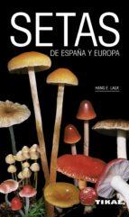 setas de españa y de europa 9788499281681