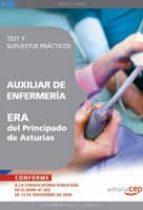 auxiliar de enfermeria era del principado de asturias. test y sup uestos practicos 9788499372181