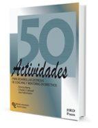 50 actividades para desarrollar destrezas de coaching y mentoring en directivos (2ª ed.) donna m. berry charles cadwell 9788499612881