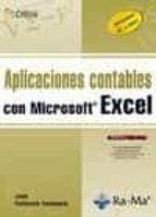 aplicaciones contables con microsoft excel joan pallerola 9788499640181