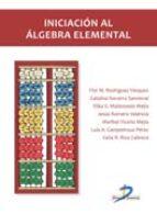 iniciacion al algebra elemental 9788499697581