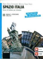 spazio italia 1. corso di italiano per stranieri.-flavia diaco-9788820133481